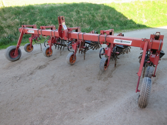4801 Turbokupare ridger 4 row