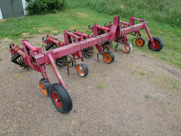 4819 Turbokupare ridger 4 row