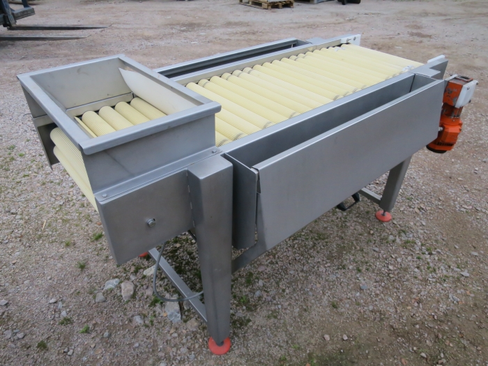 4859 Sormac inspection table STAINLESS STEEL