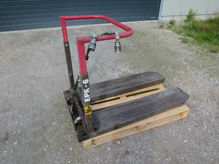 5113 EPK-6 box turner for forklift