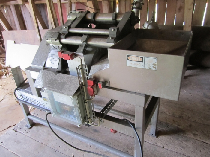 3257 URSCHEL  H-A dicer / strip cutter for fruit, vegetables...