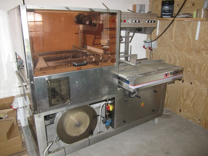 3177 Rochmann automatic sealer machine for various use