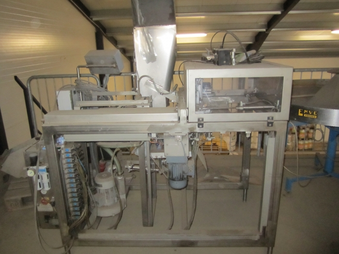 3400 Sorma carrot packing machine