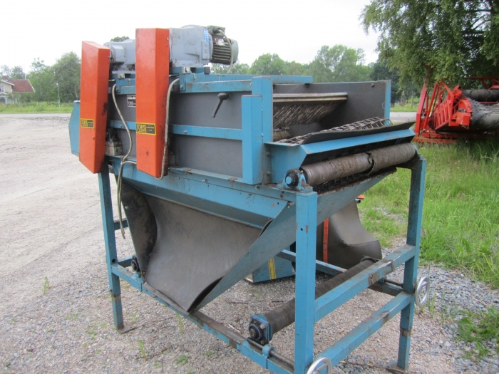 3456 EMVE screen grader 800 mm