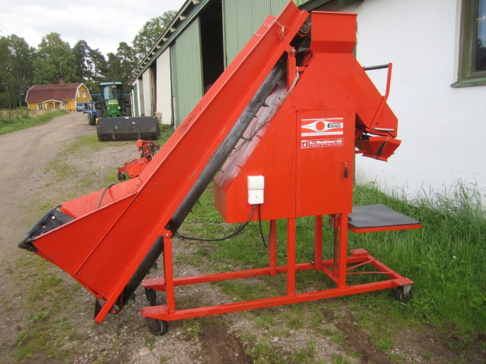 3484 EKKO automatic potato weigher
