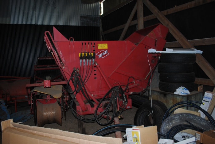 3603 Juko Maximat potato harvester