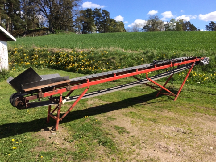3838 EKKO transport conveyor 6300x380 mm
