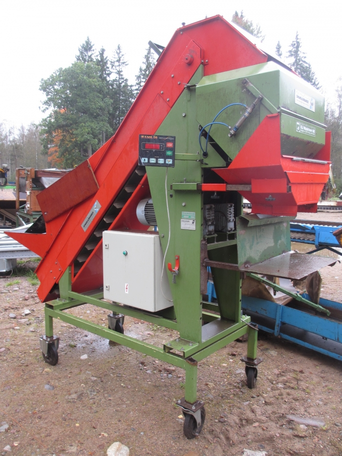 3883 Sorma S&B automatic weigher