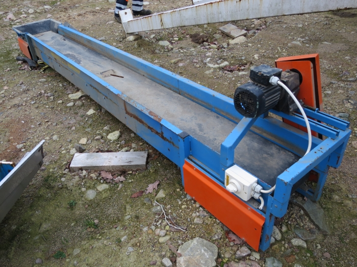 3946 EMVE conveyor 3800x350 mm