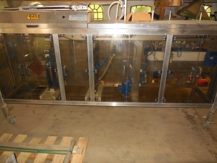 3959 Gillenkirch 7000 E-A packaging machine horizontal