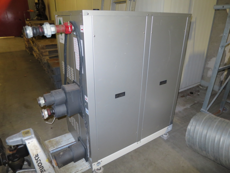 4198 Climaveneta NECS W Water cooled chiller