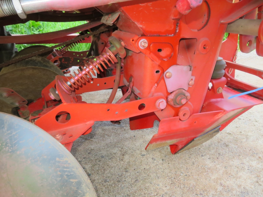 4736 Grimme GL32F potato planter