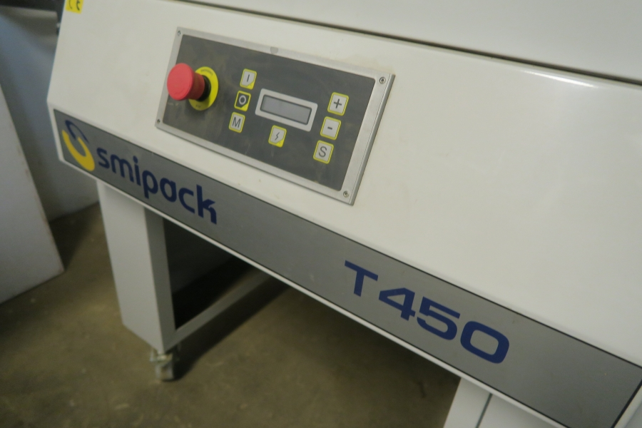 4766 Smipack FP560A with Smipack T450