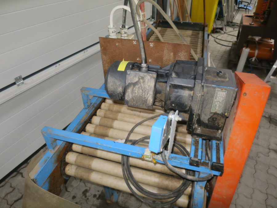 5294 EMVE roller table 2000x500 mm