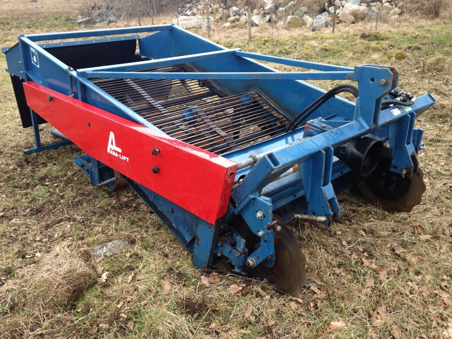 3788 Asa-Lift windrower onion WR-150