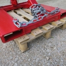 4700 WIFO three point adapter WIFO tool carrier