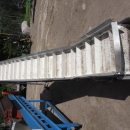3942 ENP elevator stainless 1000 + 3900 +600 x450 mm